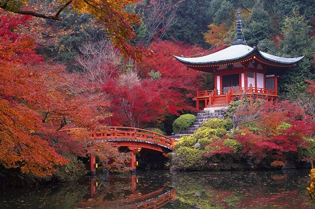 12 направлений для романтических путешествий