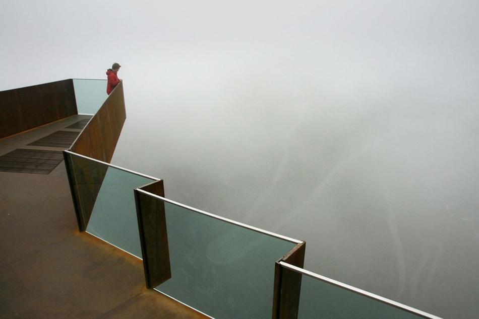 Головокружительные места со всего мира для тех, кто не боится высоты
