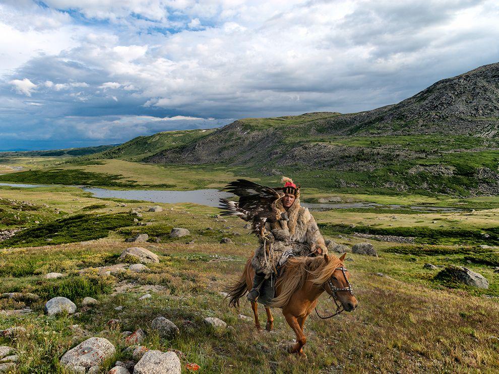 Лучшие фотографии, опубликованные журналом National Geographic в феврале 2016 года