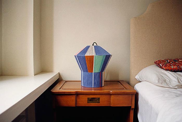Необычные предметы мебели и декора, сделанные из ниток, веревок и канатов