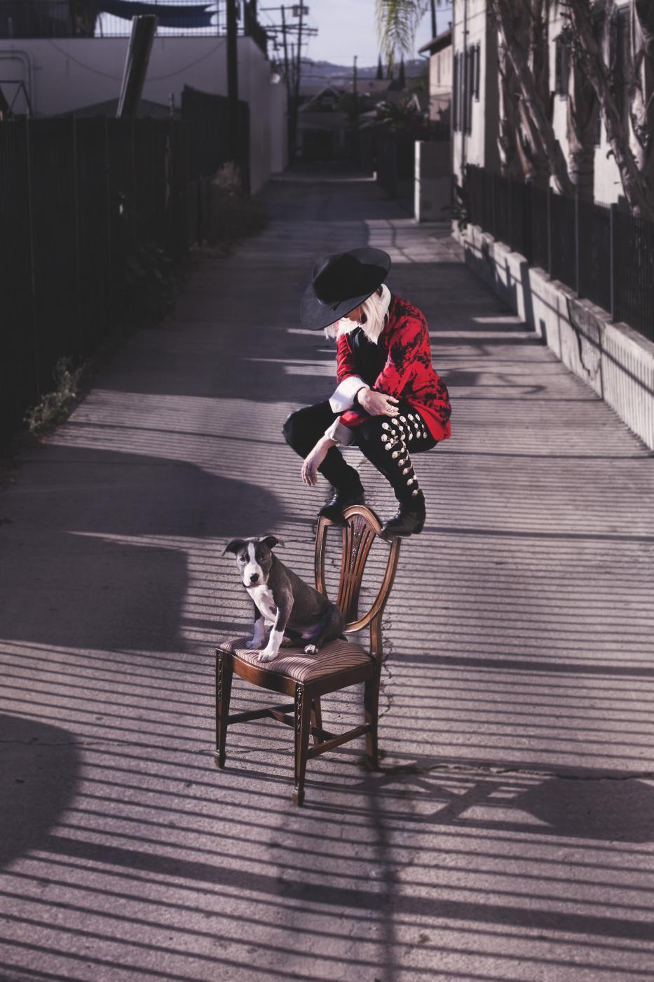 Антигравитация на фотографиях от Майка Демпси