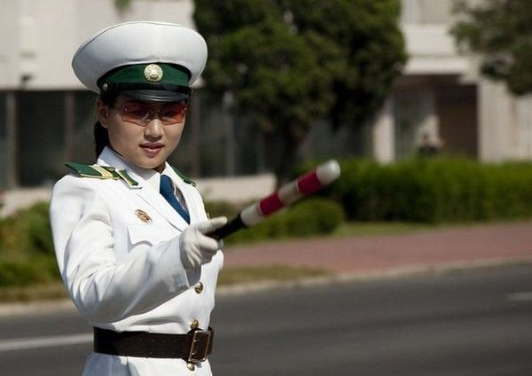 Природная красота корейских девушек из КНДР