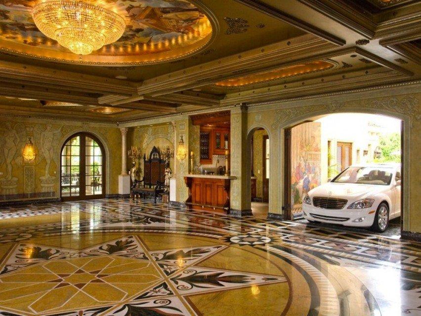 10 самых крутых гаражей в мире