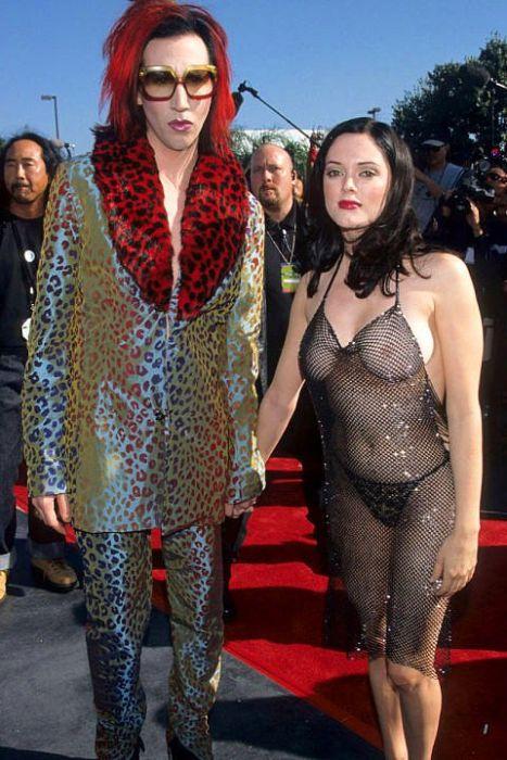 Сексуальные платья знаменитостей