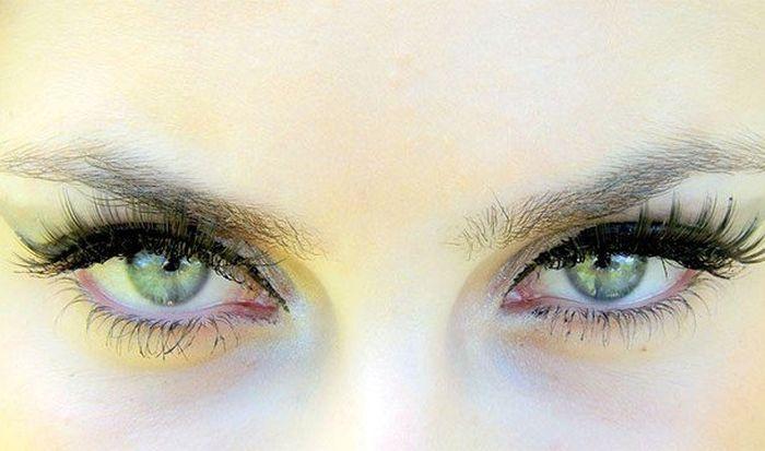 Интересные факты про глаза и их сложное строение