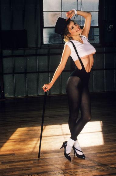 Сексуальные девушки из 80-х годов, которые побывали на обложках Playboy