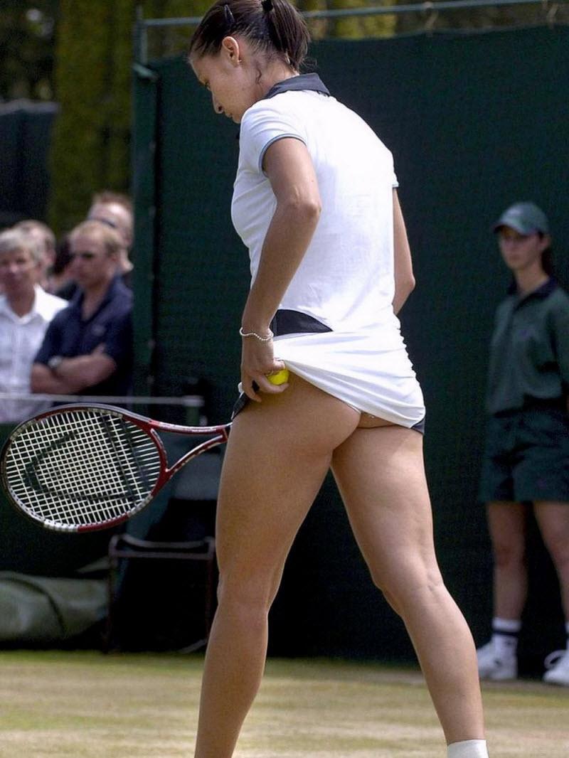 За что мужчины любят женский спорт