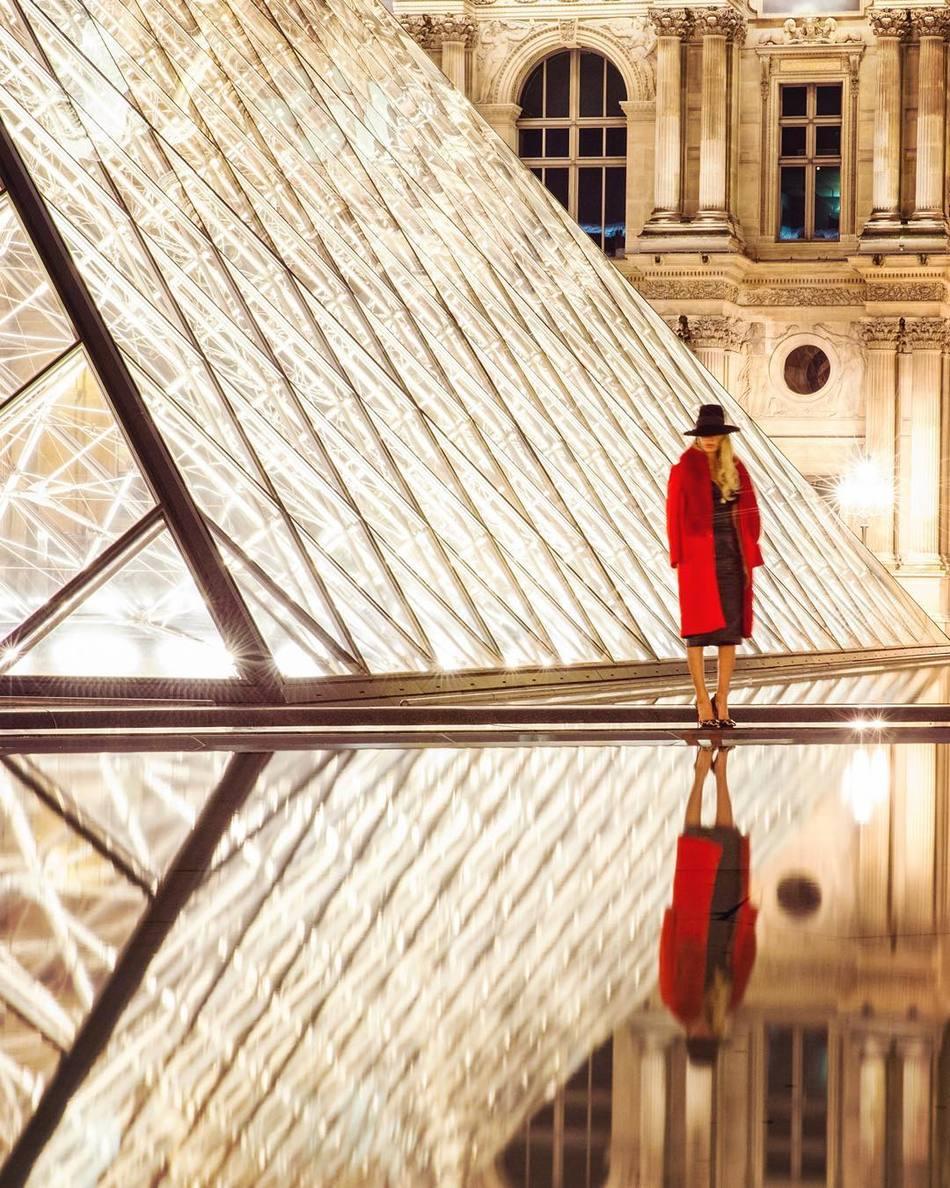Знаменитые места мира с самых небанальных ракурсов