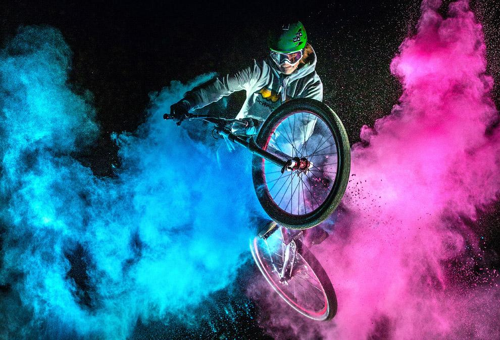 Картинки, крутые картинки с велосипедами