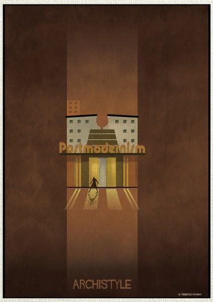 Доступные иллюстрации про стили в архитектуре