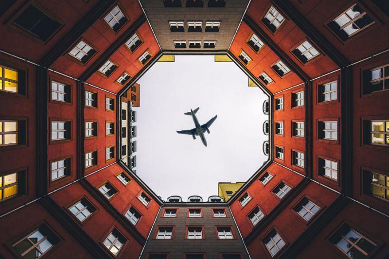 Интересные снимки из путешествий фотографа
