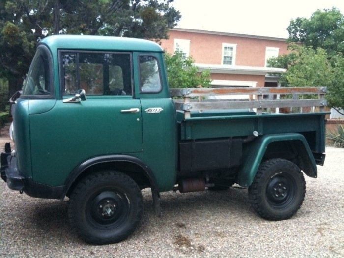 Jeep FC — Американская Буханка