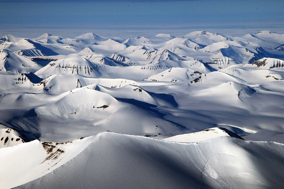 Полярный архипелаг Шпицберген