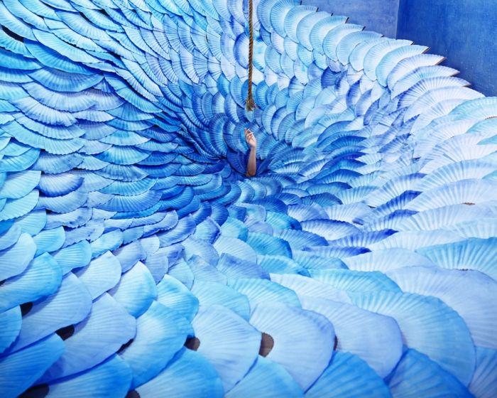 Удивительные фотографии от JeeYoung Lee, сделанные без фотошопа