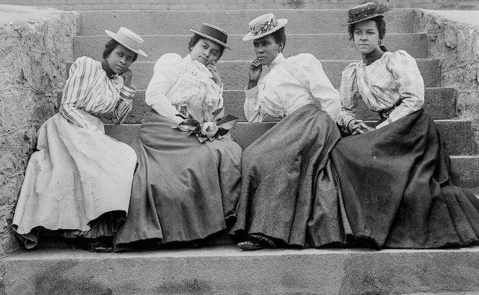 Жизнь темнокожего населения США в конце XIX века