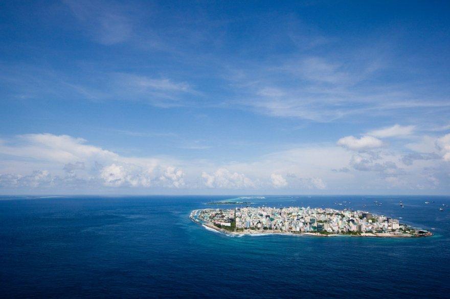 Город в океане – Мале