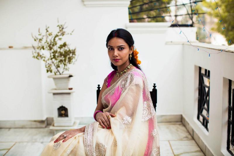 Истинная красота обычных женщин из Индии