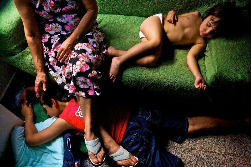 Спокойный сон в разных странах от National Geographic