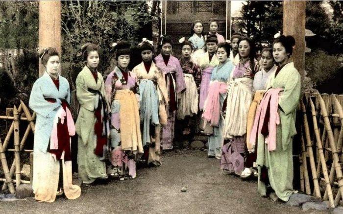 Интересные факты о древней Японии