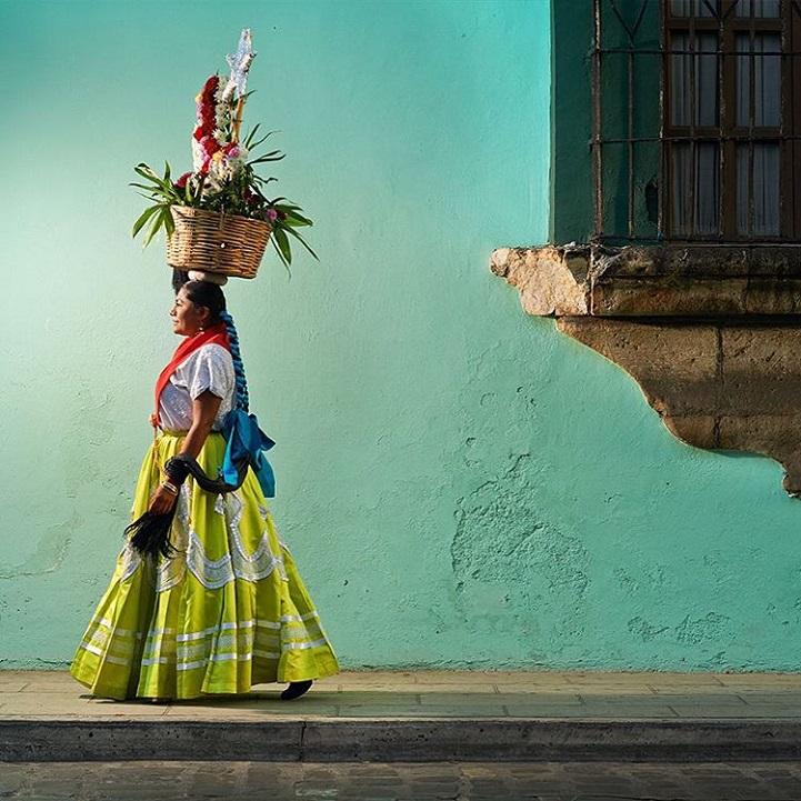 Богатая традиционная культура мексиканских сапотеков