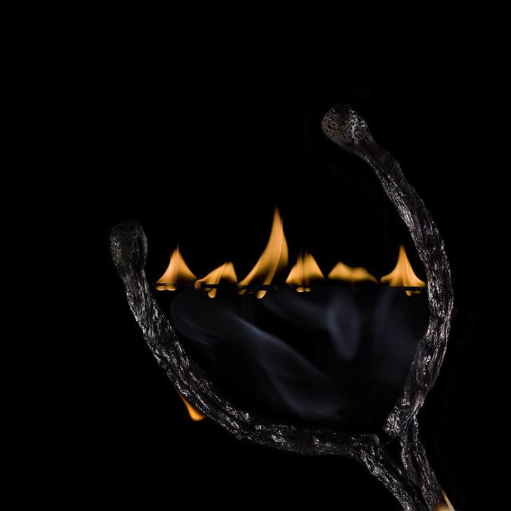 Игры со спичками от Станислава Аристова