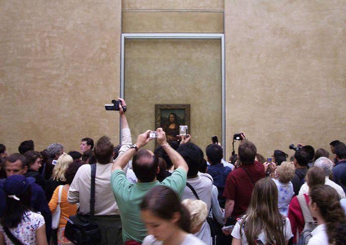 Поездка к достопримечательностям: ожидание и реальность