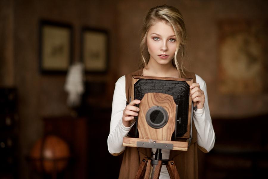20 популярных портретных фотографий на 500px в 2016 году