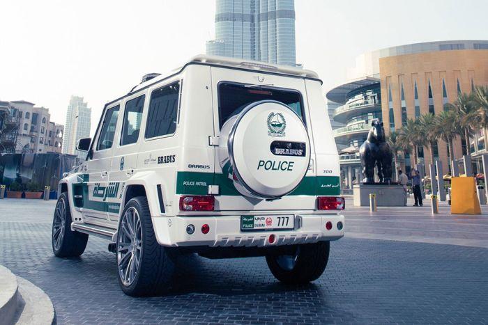 Самые крутые автомобили полиции разных стран