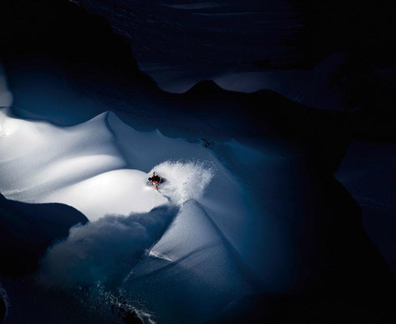Фотоконкурс экстремальных фотографий Red Bull Illume
