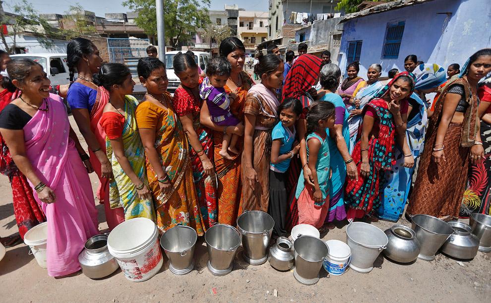 Берегите воду: Всемирный день воды