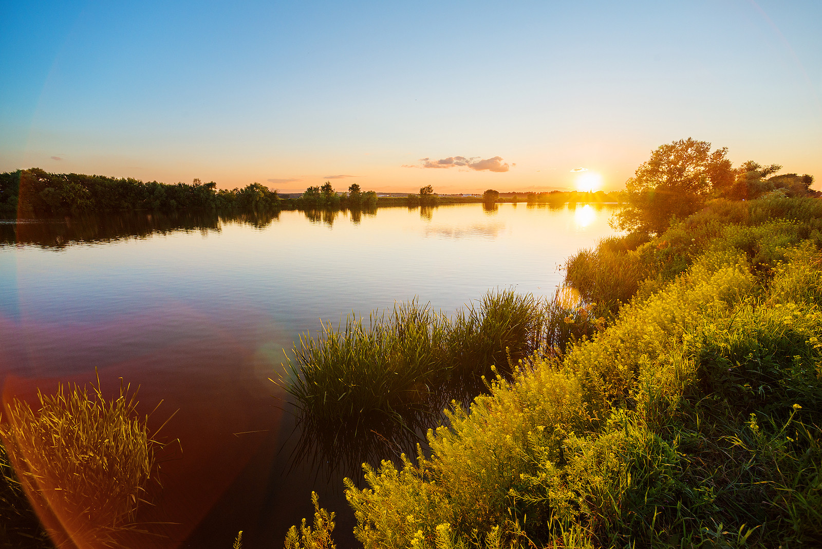 20 шикарных фотографий красивых мест в России