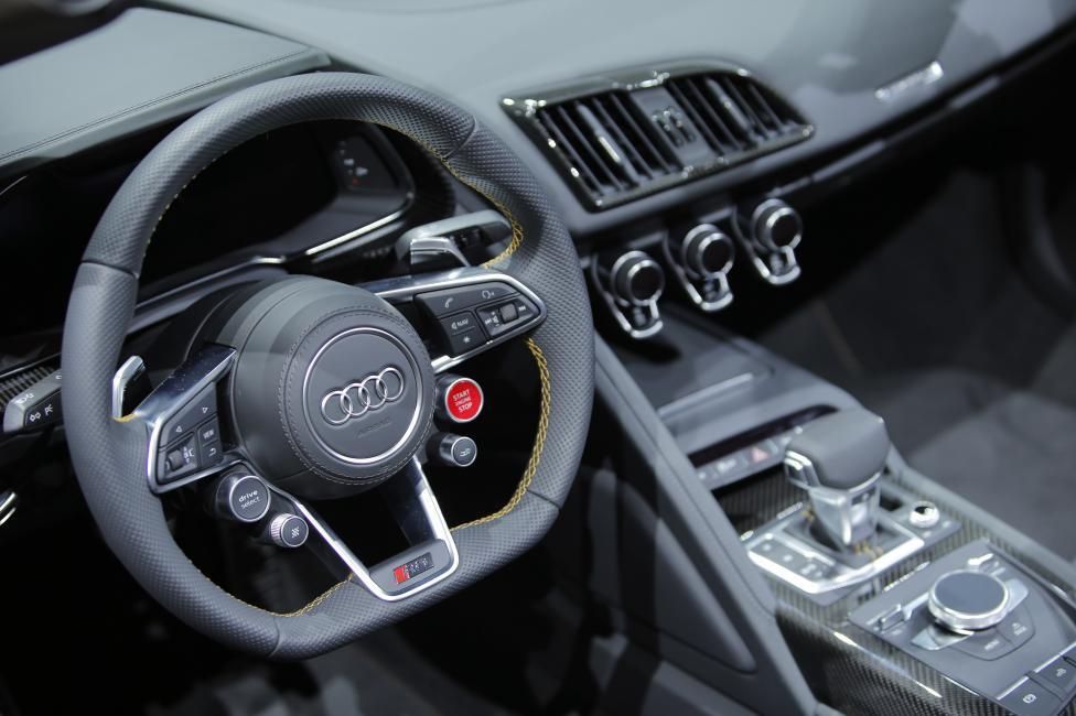 Новинки на автосалоне New York International Auto Show 2016