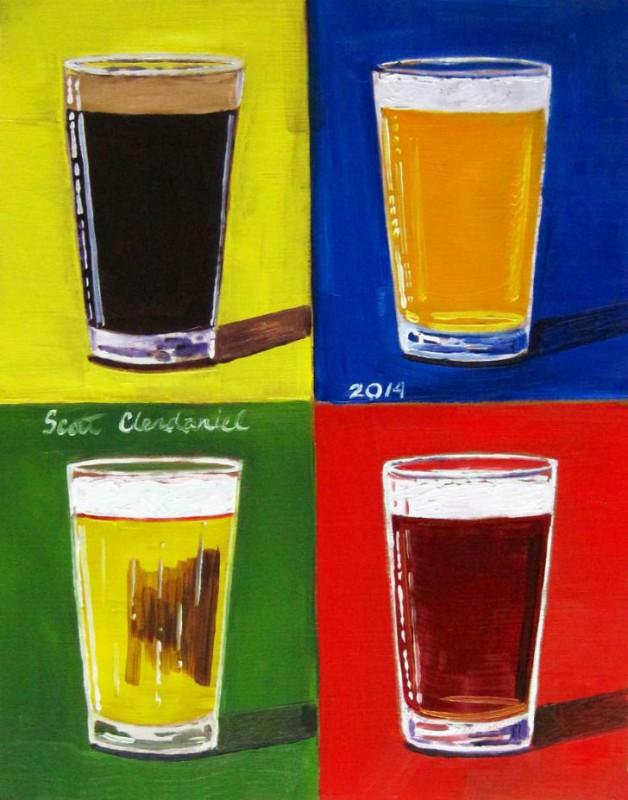 В любой непонятной ситуации добавляй кружку пива