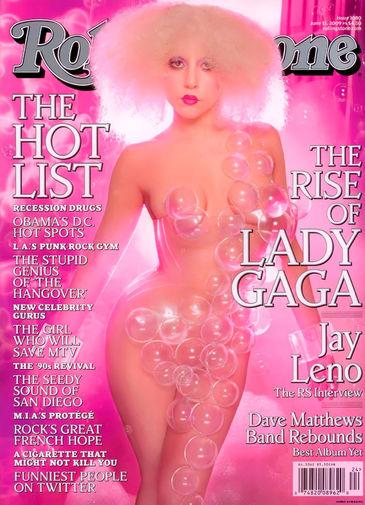 Известные обложки журналов с обнаженными знаменитостями