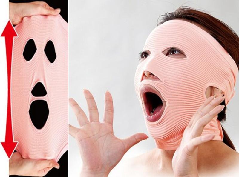 Странные гаджеты от азиатской индустрии красоты