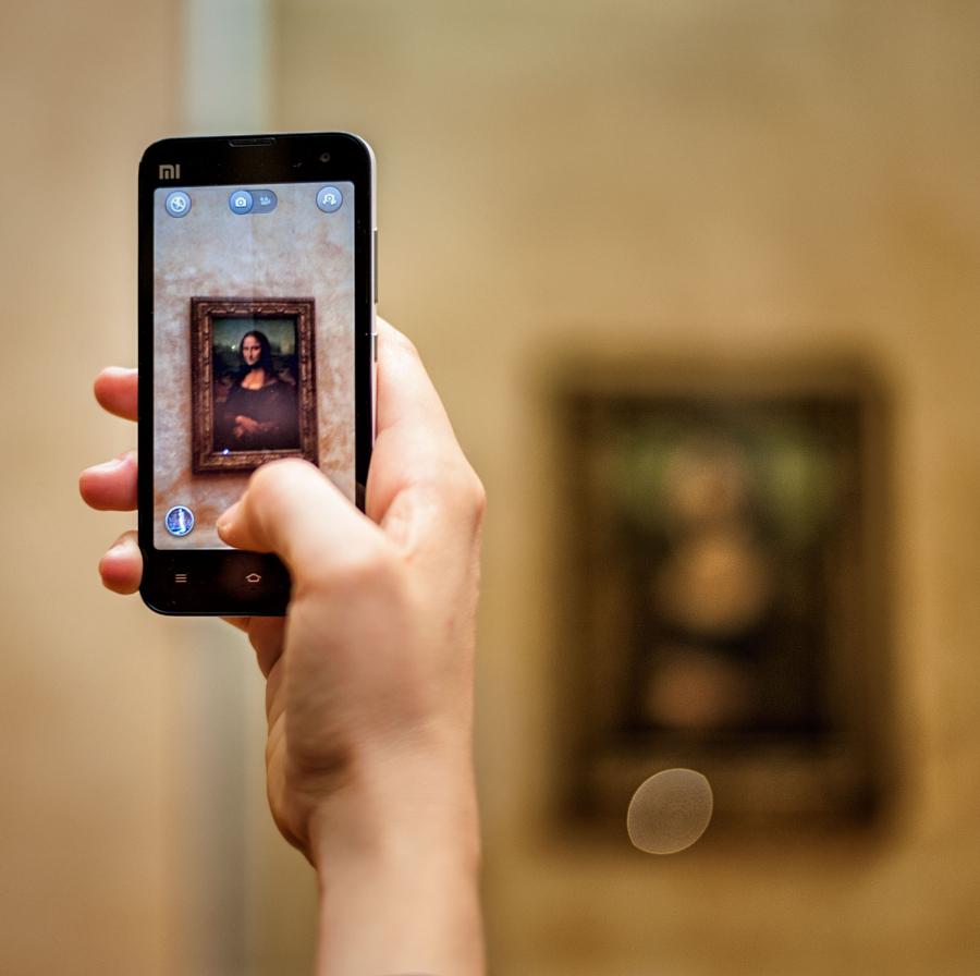 40 фотографий о том, что технологии повсюду