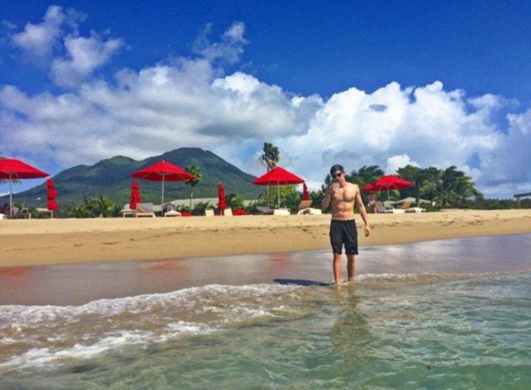 Как американские мажоры проводят весенние каникулы