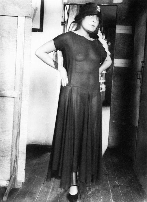 Знаменитые женщины на редких фотографиях