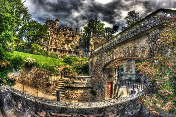Колодцы для ритуалов посвящения в Португалии