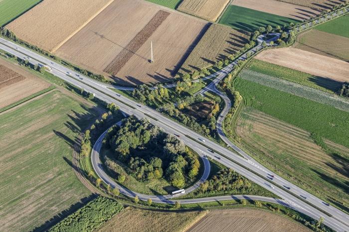 Удивительные аэрофотоснимки от Клауса Лейдорфа
