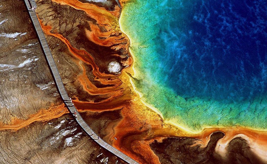 Самые сюрреалистичные пейзажи нашей планеты