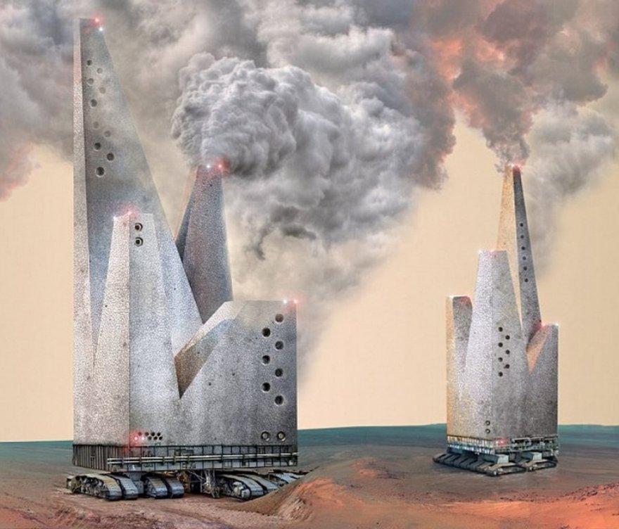Сказочные проекты сооружений будущего