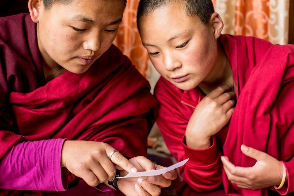 Современная жизнь в королевстве Бутан