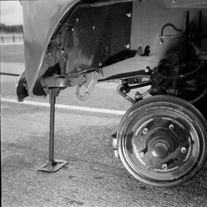 Успех ГАЗ М–20 Победа за рубежом