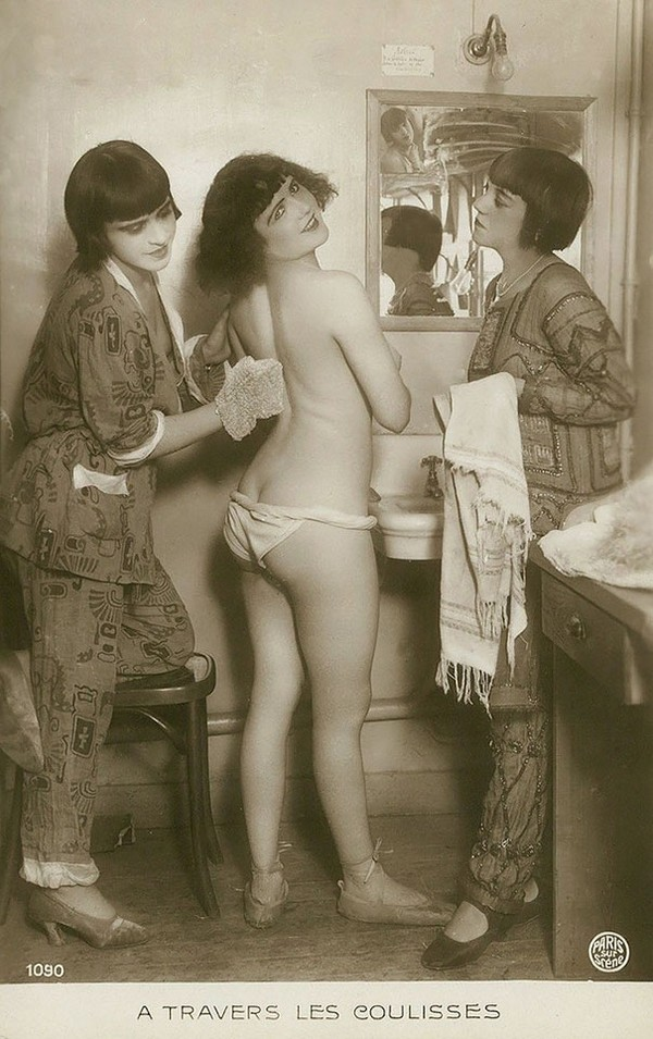 Фотографии девушек начала прошлого века