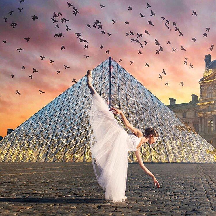 Красочные фантазии от Роберта Йанса