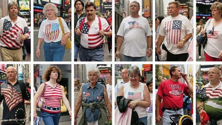 Люди XXI века - фотопроект о том, что все люди одинаковые