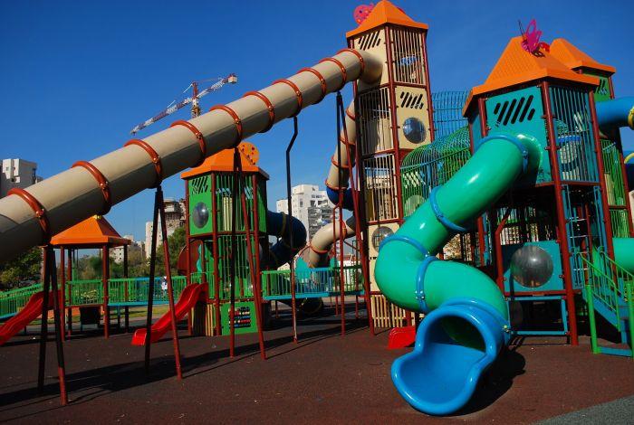Детские игровые площадки