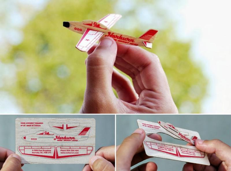 15 креативных визиток
