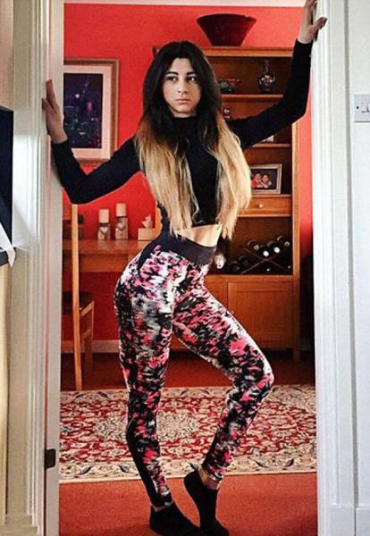 Эта девушка поборола анорексию и увлеклась бодибилдингом